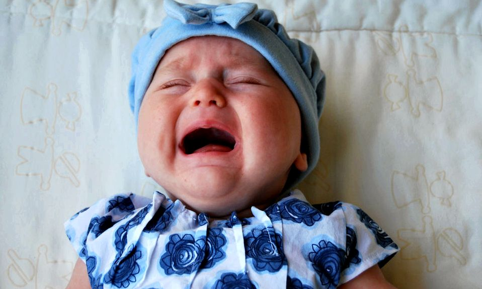 12 Reasons babies cry and the way to soothe them The sunshine is simply too