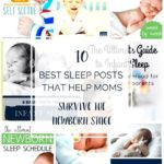 New moms, here's how to proceed whenever your baby fights sleep