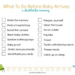 15 Things you can do before baby arrives — the systems mama