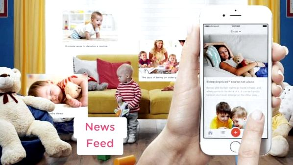Growth App - New Mom Apps