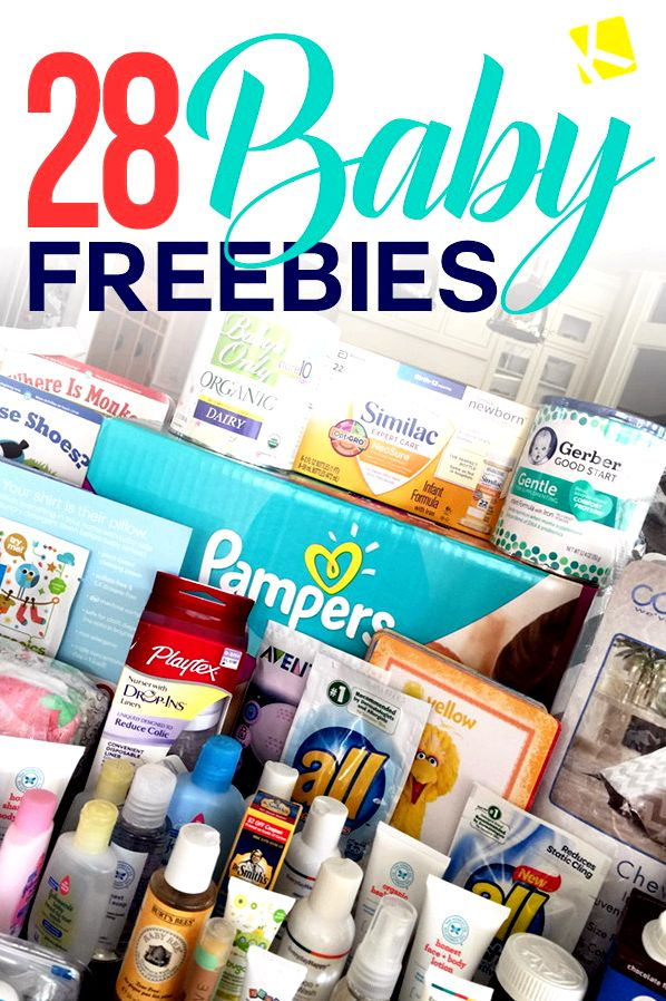 6 Baby freebies for brand new & expecting moms - the krazy coupon lady is really