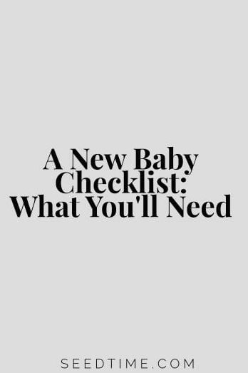 Are you welcoming a new baby to your family? If you are, there are a few things you're going to need, and it's best that you get as many of them before the baby arrives as you can. Life happens very quickly when a baby comes along, and advanced preparation is truly a virtue. To make it a bit easier to keep track of what you need, we've assembled a list of the general categories of baby related needs, and a more detailed list within each category.