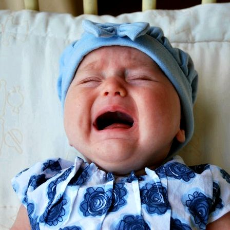 Baby crying in sleep: how you can soothe them them every