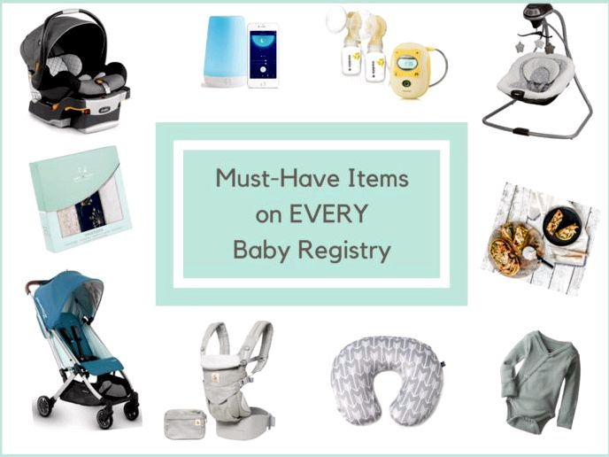 Baby products: must-haves for that newbie lights and sounds