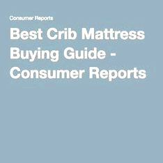 Best crib buying guide - consumer reports your son