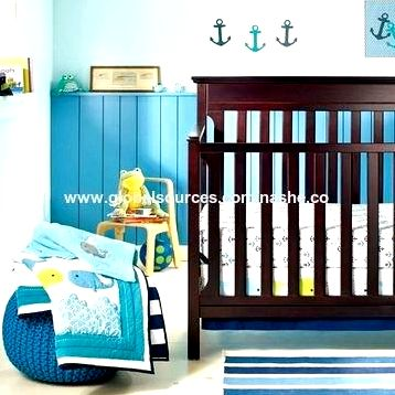 blue baby crib blue sea theme baby crib bedding set baby cot bedding set baby cot set baby blue gathered crib skirt
