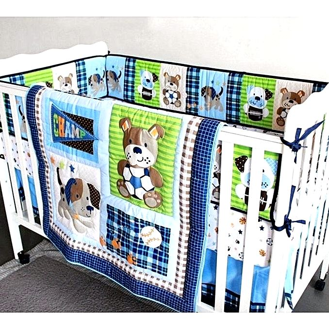 blue baby crib blue baby boy bedding crib cot set nursery quilt bumper sheet blanket cover light blue crib bumper