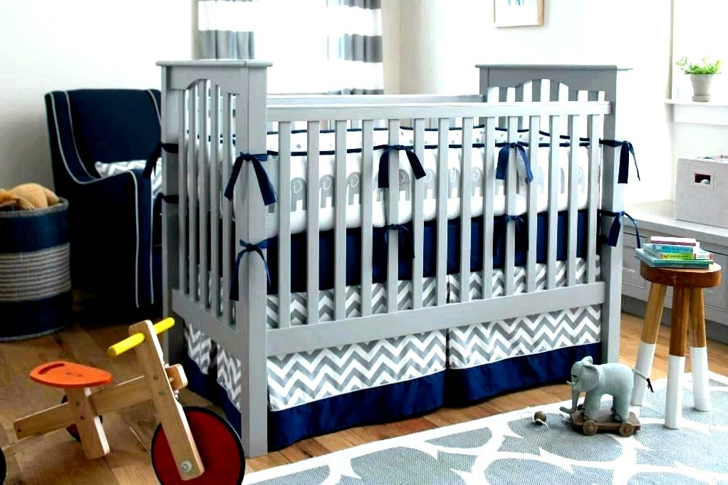blue baby crib gray blue camo baby bedding crib sets