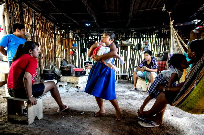 Families inside a maya village in mexico might have the key for you to get kids to complete chores : goats and soda : npr It cannot be considered