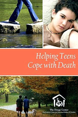 Helping grieving teenagers and children and continue setting limits on