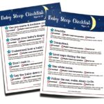 How to locate a baby sleep schedule that actually works – the military wife and mother