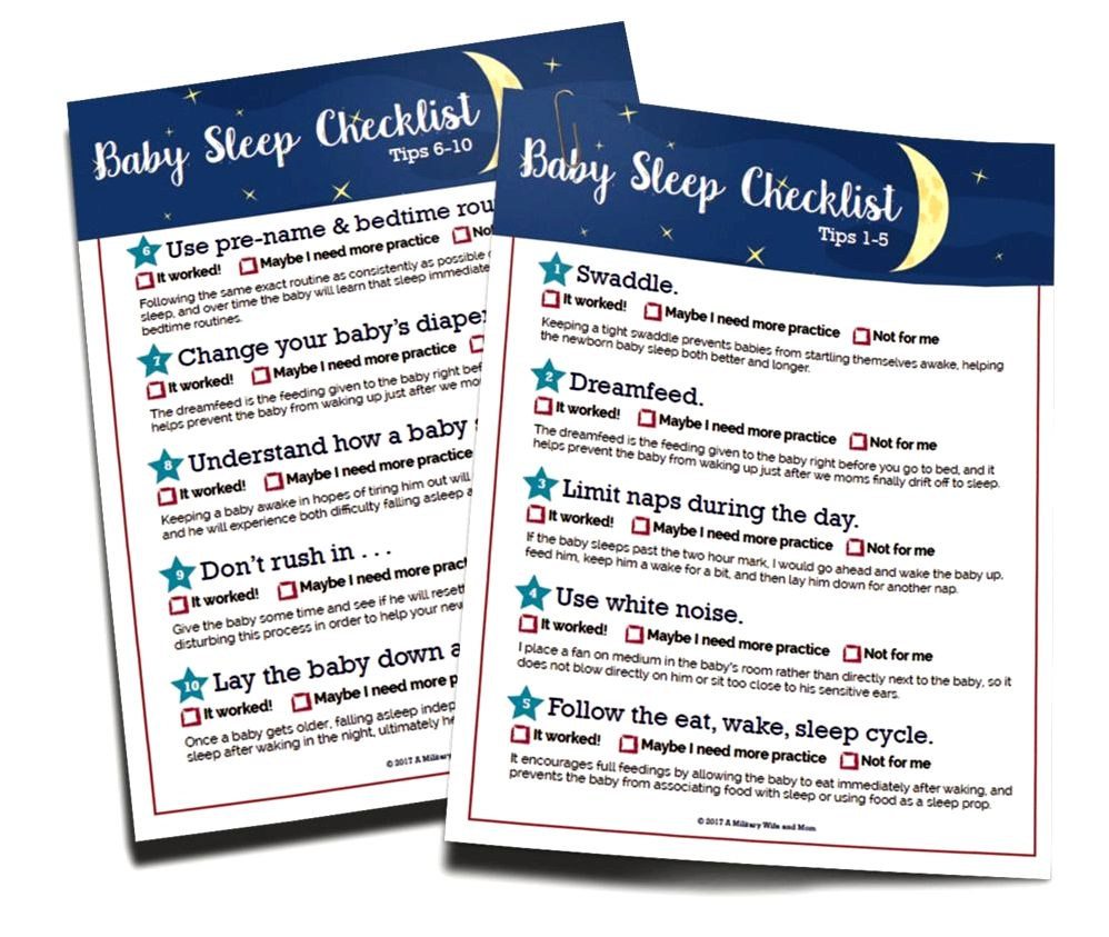 Getting a good schedule with your baby to encourage better sleep. Sample schedules included!