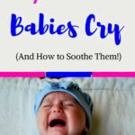 How you can calm a baby baby