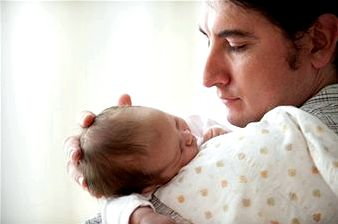 How you can involve dads in newborn care - familyeducation feel tight on