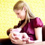 How you can physically bond having a baby (since you can't breastfeed)