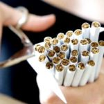 Maternal smoking during and before pregnancy and the chance of sudden unpredicted infant dying