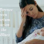 Newborn blues or postpartum depression?
