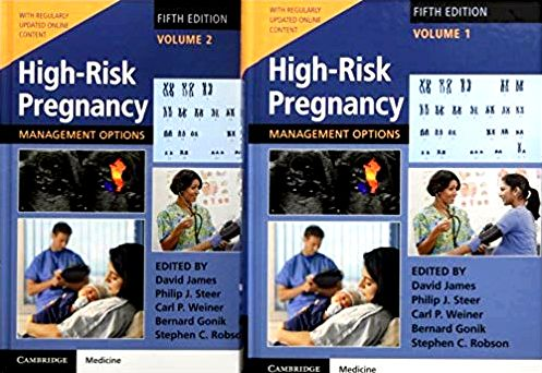 Options to consider about high-risk pregnancy - educated to identify, manage