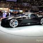 Probably the most costly new vehicle on the planet just offered for $18.9 million