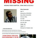 Search missing posters