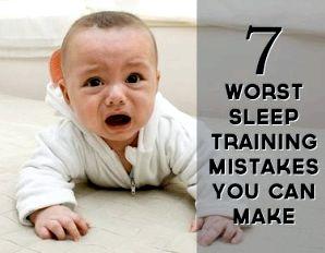 Sleep train an infant?—don't! ve been