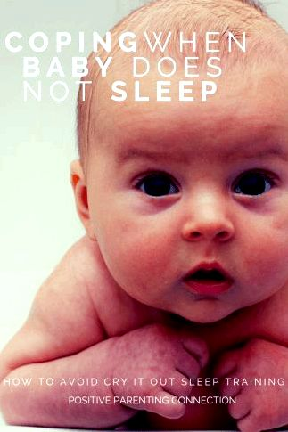 Sleep train an infant?—don't! Sleep Training Reports