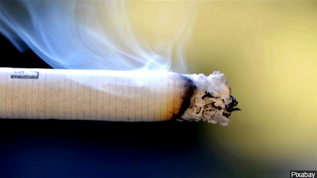 Smoking only one cigarette while pregnant doubles chance of sudden infant dying pregnant or postpartum, including fathers
