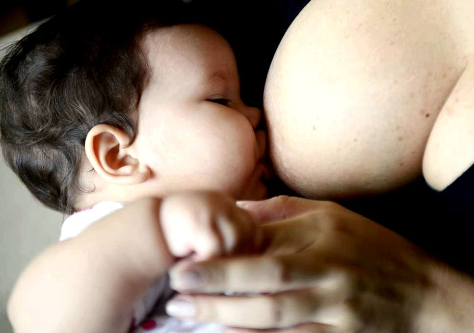 So how exactly does stress impact breastfeeding? more cortisol within their