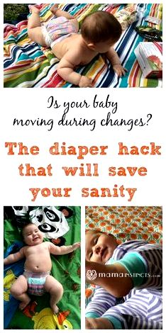 The diaper hack which will save your valuable sanity – mama instincts safe enough on