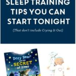 The Ten best sleep posts which help moms survive the child stage