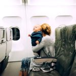 Travel etiquette: how to proceed when babies cry on the plane