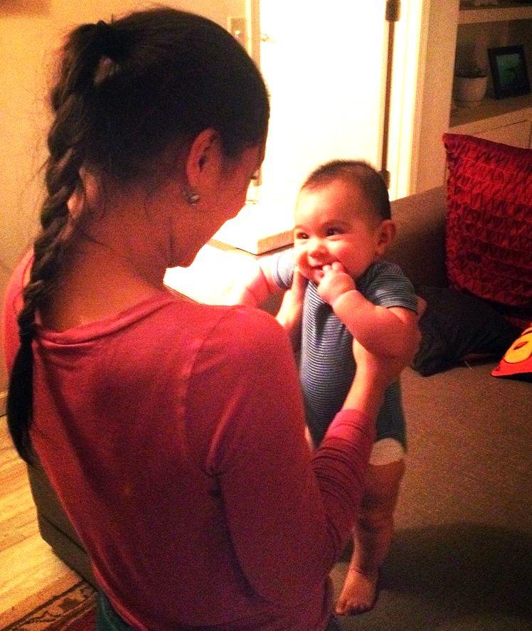 What newborns requirement for a proper mental start — developmental science Babies obtain the